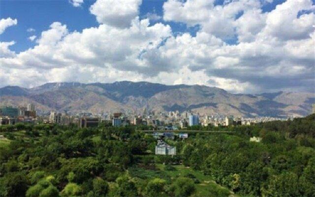 هوای اصفهان همچنان سالم است / شاخص کیفی ۸۷