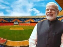 بھارت میں سردار پٹیل اسٹیڈیم کا نام تبدیل کرکے نریندر مودی رکھ دیا گیا