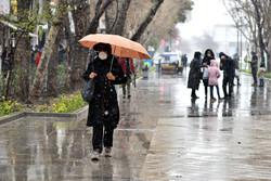 یکشنبه و دوشنبه اصفهان بارانی میشود / کاهش ۴ درجهای دما