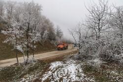 احتمال یخزدگی در ارتفاعات البرز