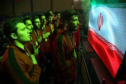 اختتامیه اولین دوره مسابقات چندجانبه بین المللی هندبال