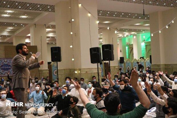 جشن میلاد امام علی (ع) در امامزاده قاضی الصابر (ع)