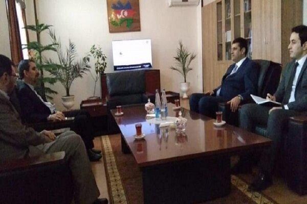 İran ve Nahçıvan arasında akademik işbirliği artacak