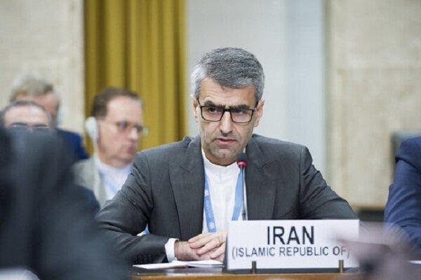 إيران ترحب باي مبادرة تطلق بحسن النوايا لخفض آلام ومعاناة شعب اليمن