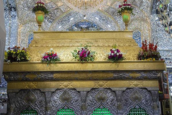 اجواء كربلاء المقدسة بمناسبة مولد امام الحسين علية السلام