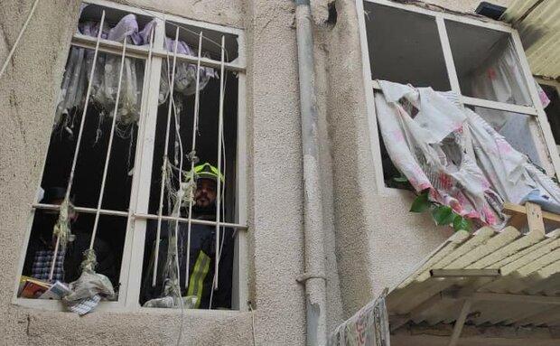 نخستین حادثه چهارشنبه آخر سال در مشهد و مجروحیت ۲ نوجوان ترقهساز