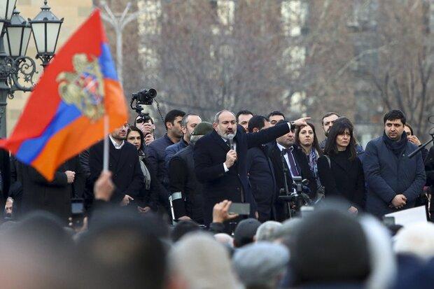 Tehran's first reaction to Armenia's developments