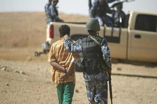 بازداشت تروریستهای خطرناک در بابل عراق