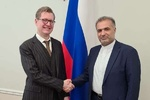 Iran, Russia emphasize need to coop. in agricultural sector