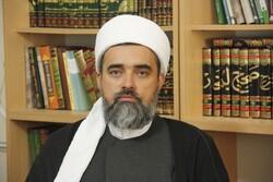 توهین به پرچم مزین به نام مبارک نبی اکرم(ص) محکوم است
