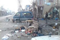 Four Afghan security forces killed in bomb blast in Kandahar