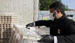 توزیع غذای متبرک رضوی در  مراکز نگهداری از کودکان بیسرپرست مشهد