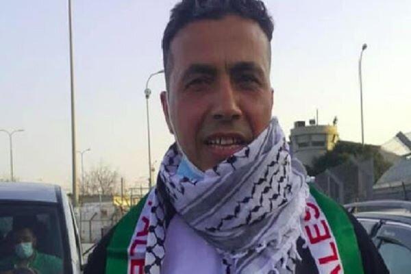 اسیر فلسطینی پس از ۱۵ سال از زندان رژیم صهیونیستی آزاد شد