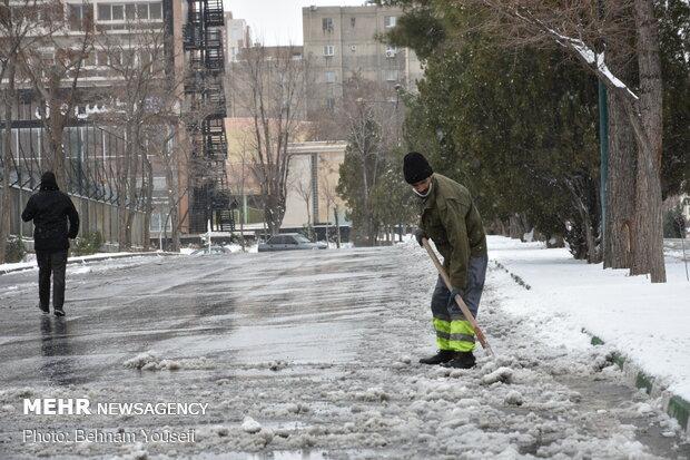 کاهش ۵۱ درصدی بارش در خراسان شمالی در قیاس با دوره آماری