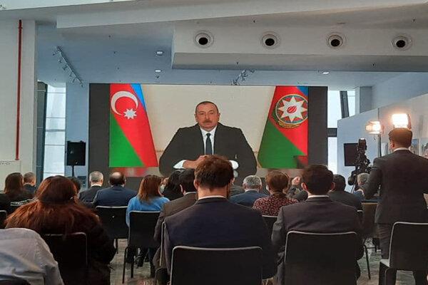 Tehran, Baku can create business,transportation opportunities