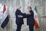 وزير الخارجية العراقي يلتقي بنظيره الايراني/ بالصور