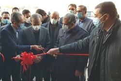 افتتاح پروژههای صنعتی و تولیدی در استان قزوین