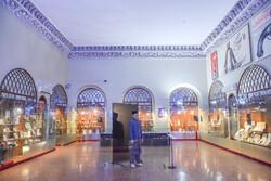 موزه سینما ایران در باغ فردوس