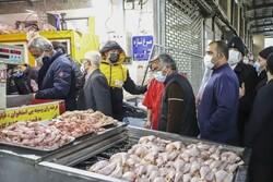 تشکیل ۹۱ پرونده تخلفاتی توزیع مرغ در اردبیل/مردم خرید مازاد نکنند