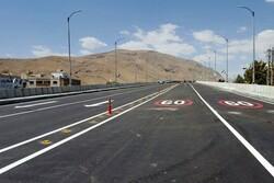 چندین پروژه مهم راه سازی در فارس افتتاح می شود