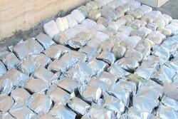 Police seize 858 kg of illicit drugs in Shiraz