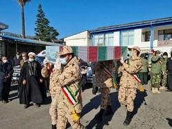 مراسم تشییع پیکر پانزدهمین شهید مدافع سلامت اصفهان برگزار میشود
