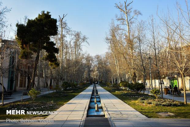 Cinema Museum of Iran in Ferdows Garden