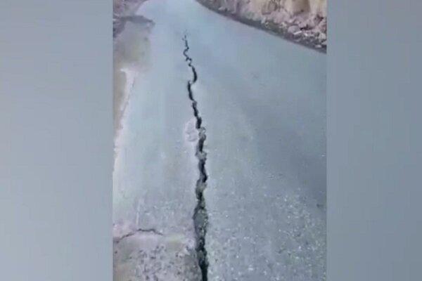 جاده پلدختر- خرمآباد آبستن حوادث قریب الوقوع