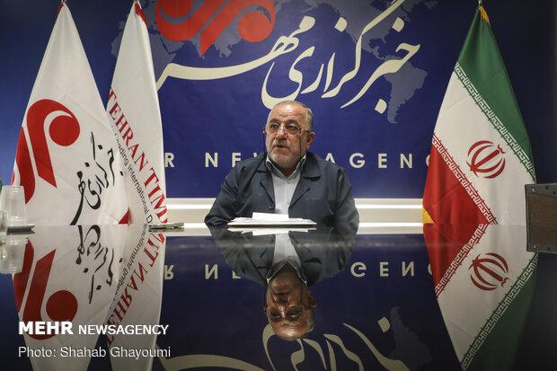گفت وگو با سردار محمد علی آسودی