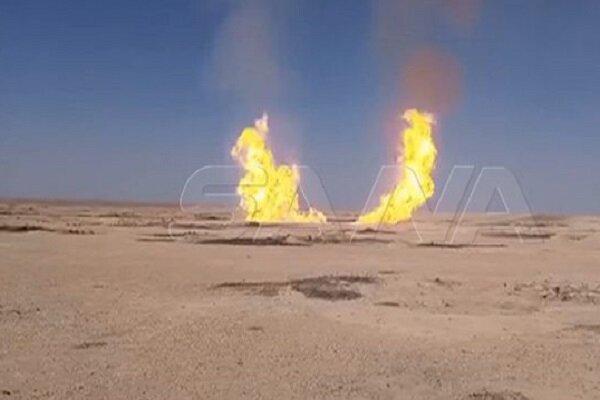 Syria's Al-Jabsa-al-Rayyan gas pipeline attacked