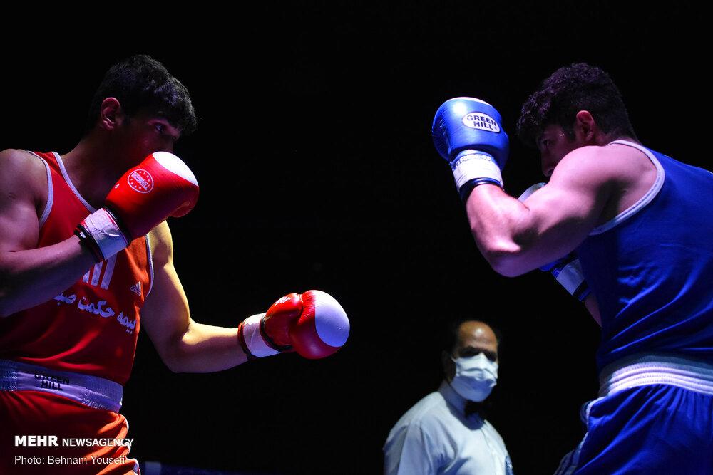 بوکسور بجنوردی فینالیست مسابقات قهرمانی آسیا شد