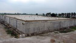 مخزن آب شهر گیان تابستان سال آینده به بهرهبرداری میرسد