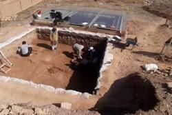 آغاز فصل جدید کاوشهای باستانشناسی در محوطه خلهکوه تاکستان