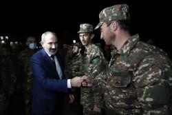 وزارت دفاع ارمنستان خواستار عدم دخالت ارتش در سیاست شد