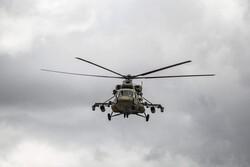 بالگرد نظامی روسیه مجبور به فرود اضطراری در سوریه شد