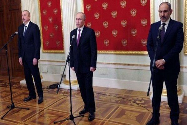 """مجموعة العمل الثلاثية حول """"قره باغ"""" تعقد اجتماعها في موسكو"""