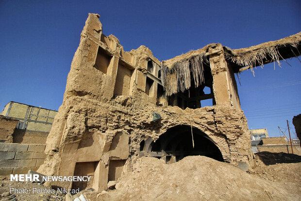 تخریب تدریجی بافت تاریخی چالش تر
