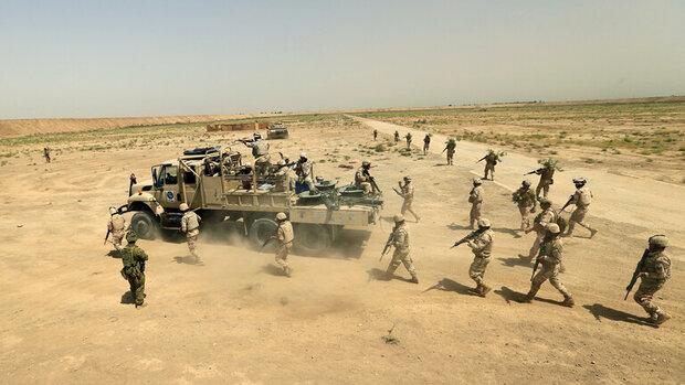 قتل داعشي واحباط محاولة تسلل إرهابيين جنوبي بغداد