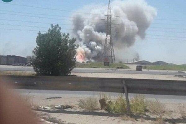 Car bomb blast in W Iraq kills 7 security forces
