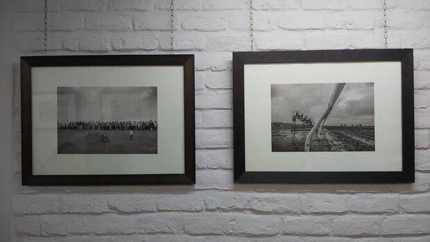 نمایشگاه عکس «آت اوغلان» در گرگان گشایش یافت