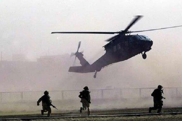 انتقال ۱۰ داعشی از حسکه به دیرالزور از سوی نظامیان آمریکایی
