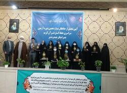 حافظان کل مهد قرآن در شهرهای خود تجلیل شدند