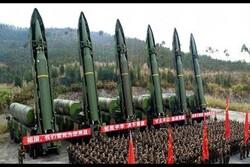 ساخت موشکهای بالستیک چینی برای درگیری احتمالی نظامی با آمریکا