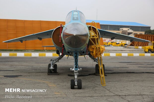 Armed Forces receive overhauled chops, planes