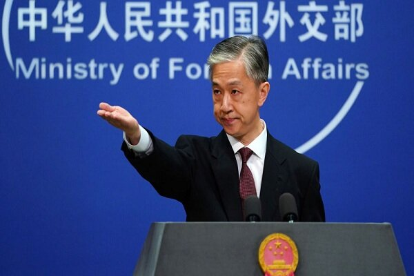 China condemns Washington's 'coercive diplomacy'
