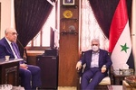 Iran stresses development of technological coop. with Syria