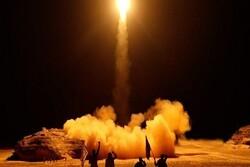 Saudi coalition claims intercepting Yemeni missile