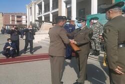 مراسم دانشآموختگی دانشجویان دافوس ارتش برگزار شد