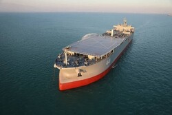 Makran helicopter carrier provided great capacity for Navy