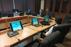 مسابقات شوق تلاوت در کیش در حال برگزاری است